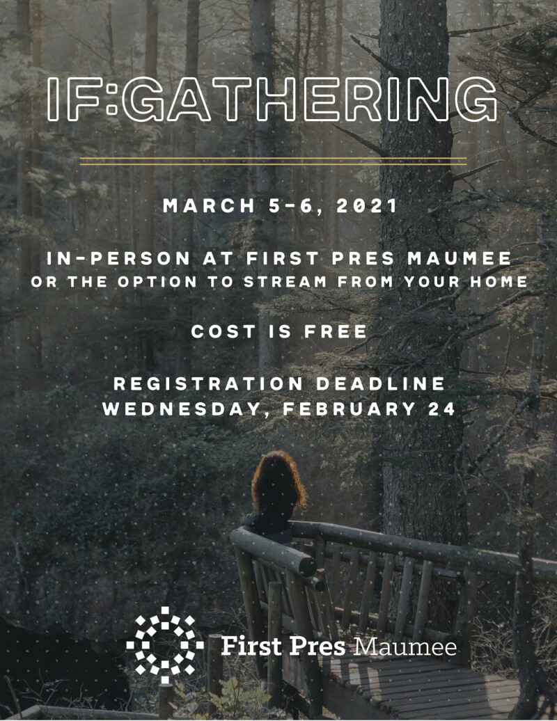 IF:Gathering Flyer